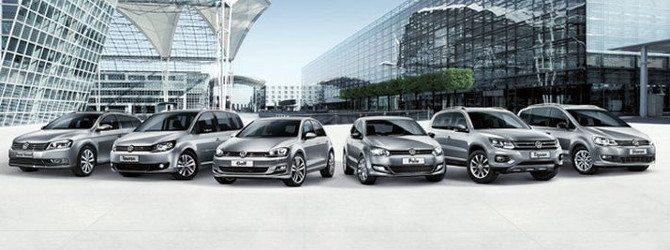 Gamma Volkswagen auto nuove