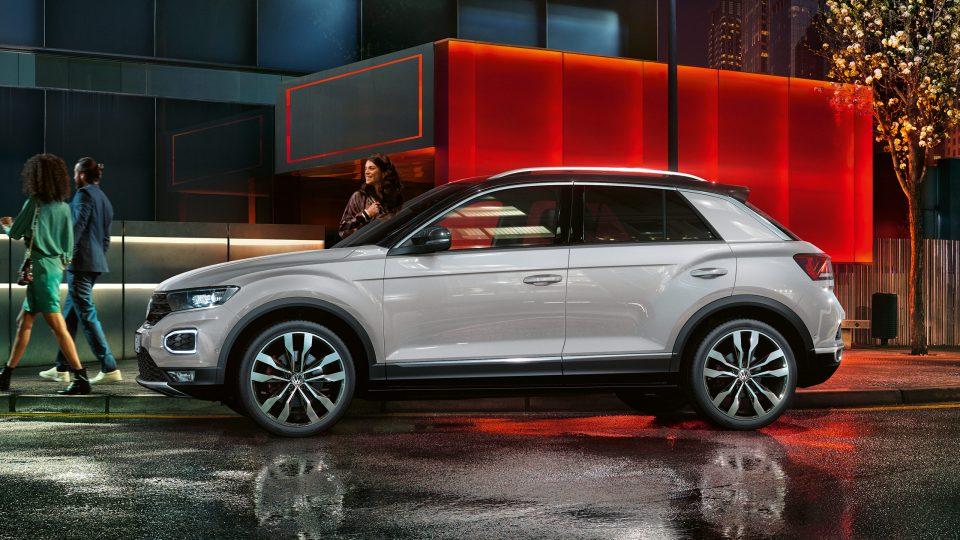 Nuova Volkswagen T-Roc